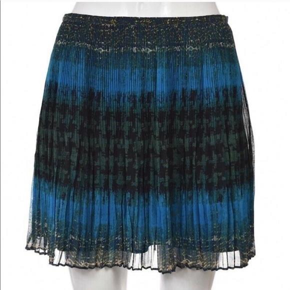 Madewell Dresses & Skirts - Madewell Broadway & Broome Pleated Teal Skirt 2